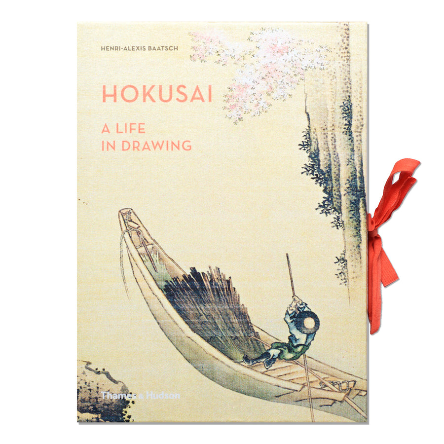 Hokusai: A Life in Drawings