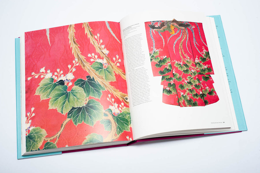 Kimono (softcover) : The Art and Evolution of Japanese Fashion