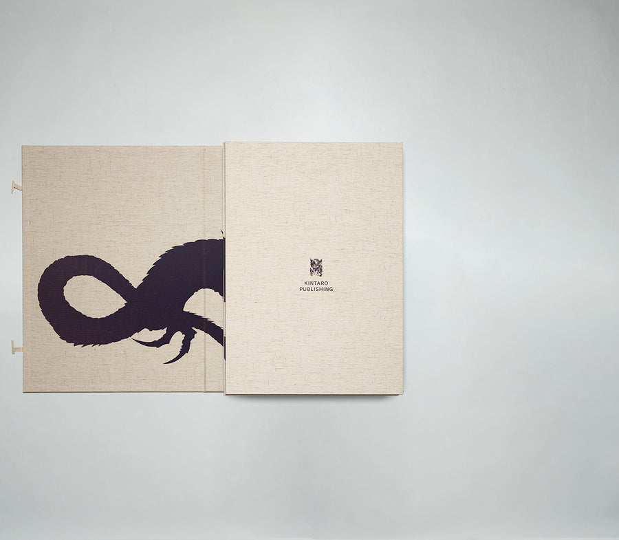Scrolls - The Magnum Opus Book by Legend Horiyoshi 3 (PRE-ORDER)