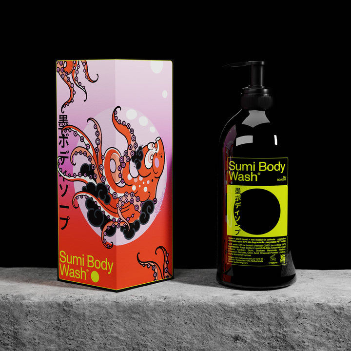 Sumi Body Wash