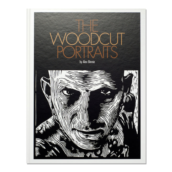 The Woodcut Portraits - Kintaro-Publishing