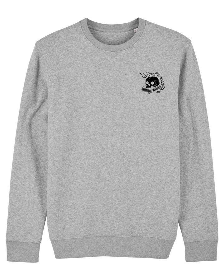 Kintaro Deadly Icon Crew Neck Sweatshirt