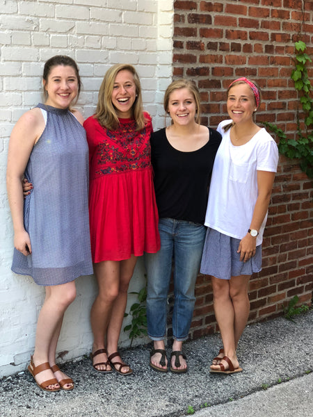 Meet Our Summer Interns!