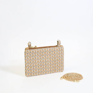 Song Wallet with Gold Chain
