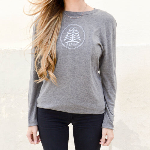 Carry the Story Long Sleeve T-Shirt