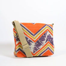 Messenger Bag - Kantha