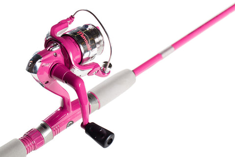 Mermaid Ultra Light Rod and Reel Combo