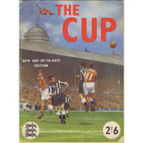 The Cup | Official Pictorial Record F.A. Cup | 1951 Official Booklet | Newcastle United | The Mag Shop