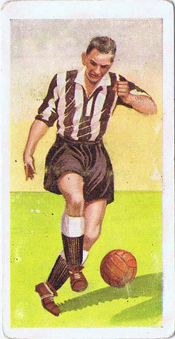 Jackie Milburn | Newcastle United | Trading Card | NUFC The Mag Shop