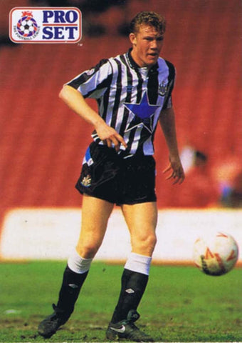 Steve Watson | Newcastle United | Trading Card | NUFC The Mag Shop