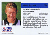 Steve Watson| Newcastle United | Trading Card | NUFC The Mag Shop
