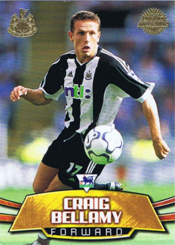 Craig Bellamy | Newcastle United | Trading Card | NUFC The Mag Shop