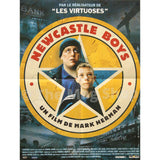 Newcastle Boys | Purely Belter | Original French Movie Poster | Newcastle United | The Mag Shop