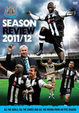 Newcastle United End Of Season Review 2011/2012 DVD | NUFC The Mag Shop