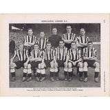 Sport Magazine | September 1948 | Newcastle United | Eddie Quigley | Sheffield Wednesday | The Mag Shop