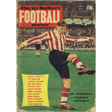 Charles Buchan Football Monthly Magazine | April 1955 | Newcastle United | The Mag Shop