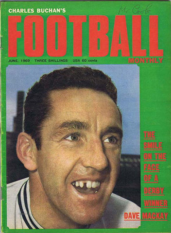 Charles Buchan's Football Monthly Magazine |