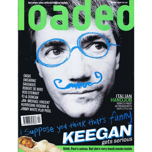 Loaded Magazine | April 1996 | Newcastle United | Kevin Keegan | The Mag Shop