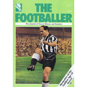 The Footballer Magazine | Oct / Nov 1989 | Newcastle United | Jimmy Scoular |  The Mag Shop
