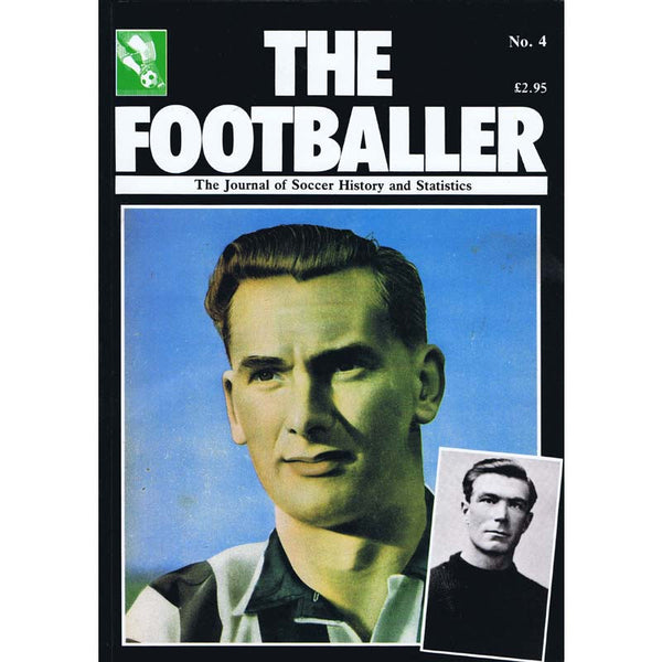 The Footballer Magazine | Nov / Dec 1988 | Newcastle United | Jackie Milburn |  The Mag Shop