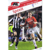 AZ Alkmaar v Newcastle United | UEFA Cup | 15 March 2007 Programme | The Mag Shop