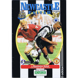 Newcastle United v Manchester United | 20 Oct 1996 | 5-0 | Premiership Programme