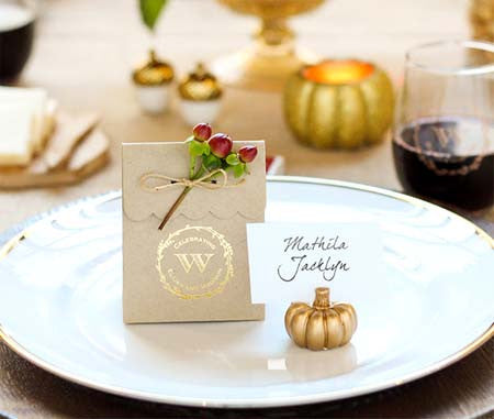 Gorgeous Fall Wedding With Gorgeous Fall Colors