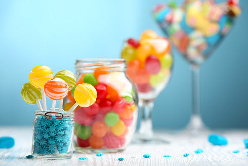Setting Up Your Candy Buffet Table