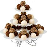 Cake Pop Stands for a Candy Buffet