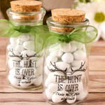 Mini Personalized Candy Containers.