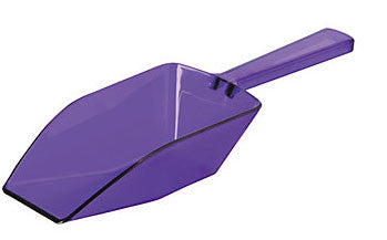 Purple candy scoop