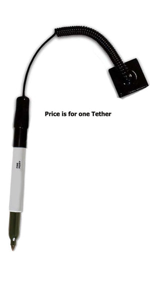 White Board Marker Tether / Lanyards