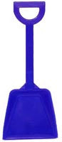 Small Blue Sand Beach Shovel. Toy sand shovel