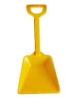 Use for your event then take to the beach after your event. Colored sand shovel. Yellow / Gold