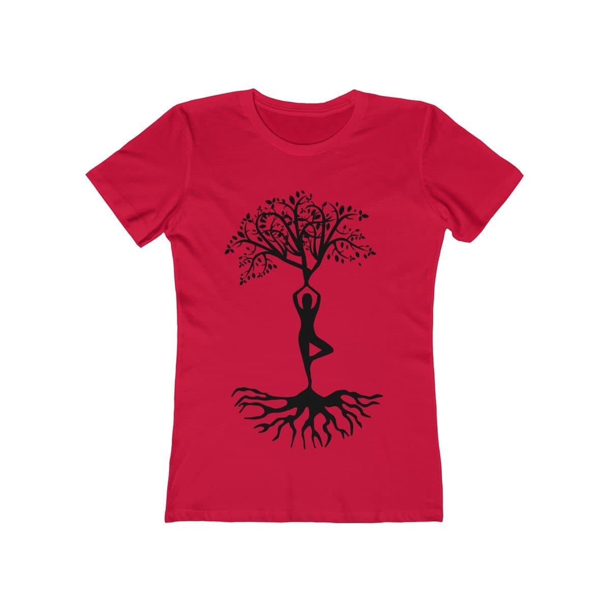 Yoga Tree Women's Tee - Sutra Wear