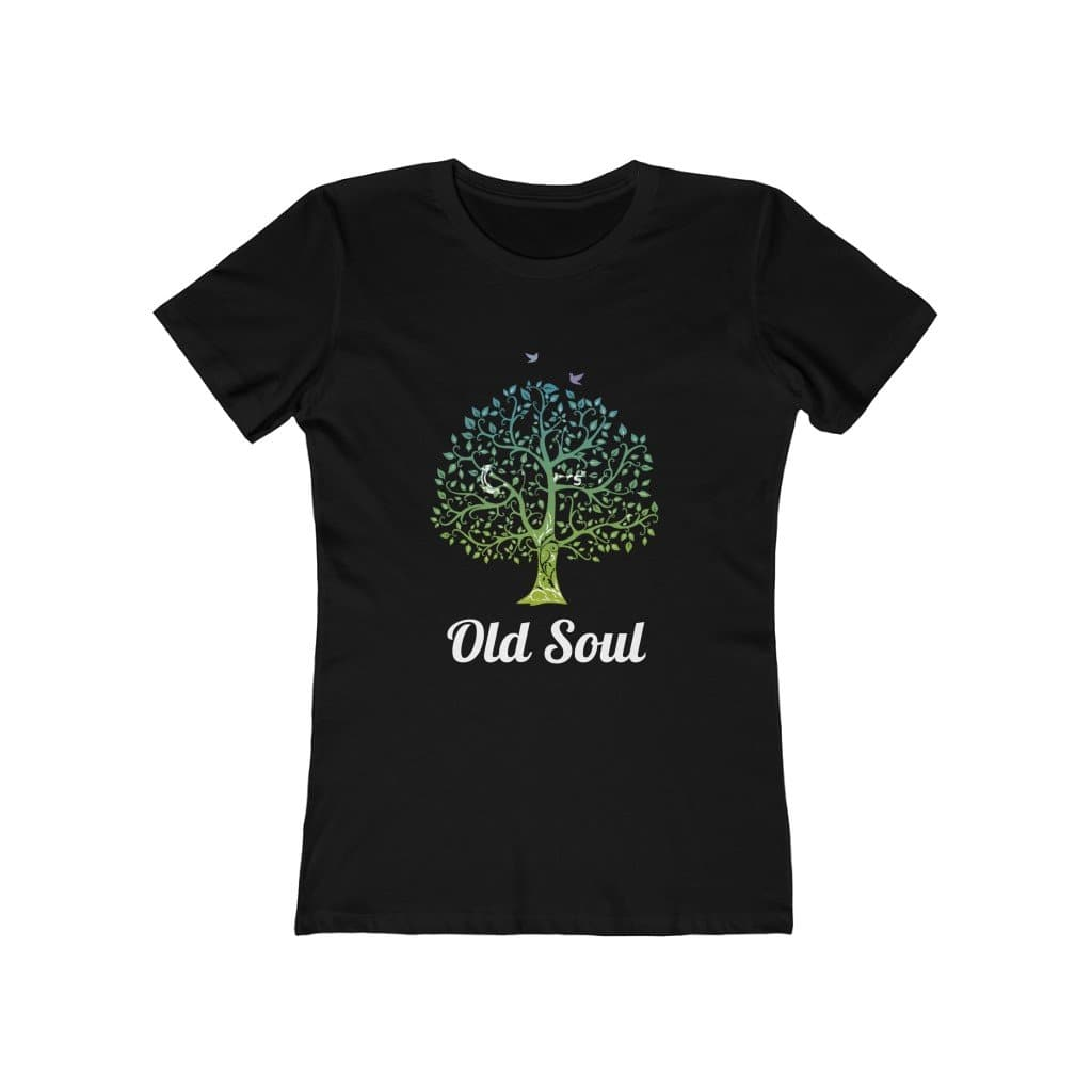 Old Soul Tee- Sutra Wear