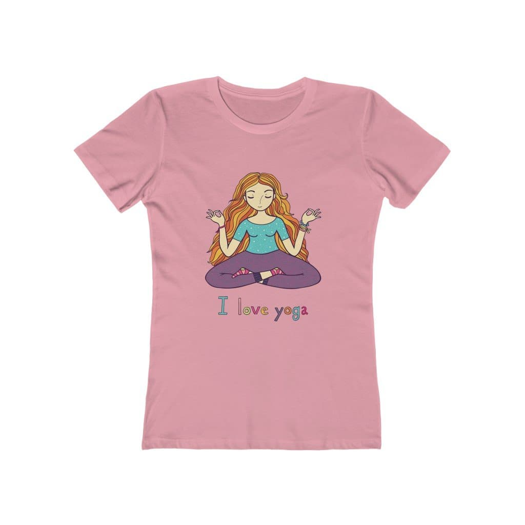 I Love Yoga Women's Tee - Sutra Wear