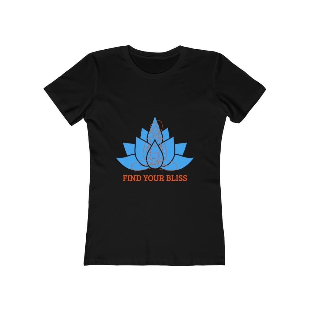 Find Your Bliss Women's Tee - Sutra Wear