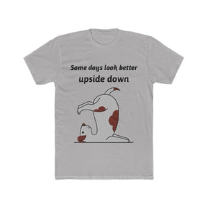 Upside Down Men's Cotton Tee - Sutra Wear