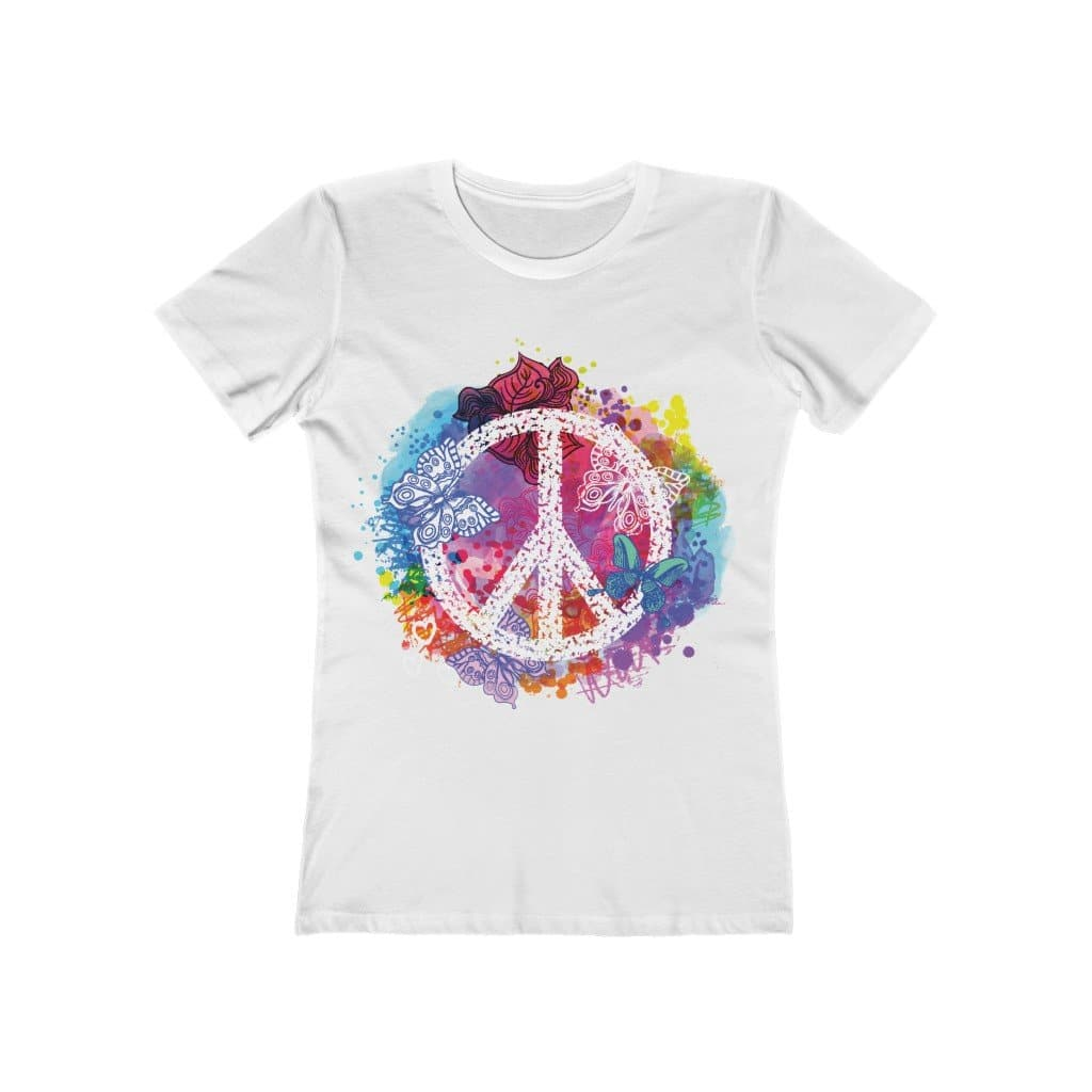 Peace Women's Tee - Sutra Wear