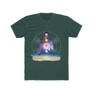 Inner Universe - Men's Cotton Tee - Sutra Wear