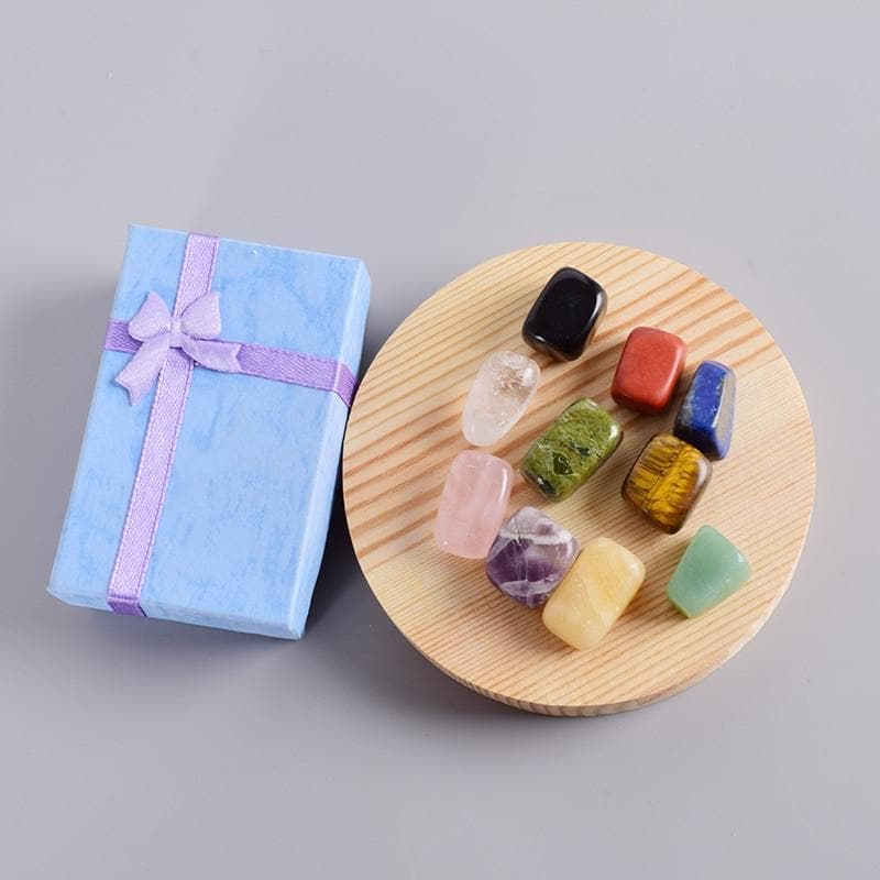 10 Crystals Gift Pack - Sutra Wear