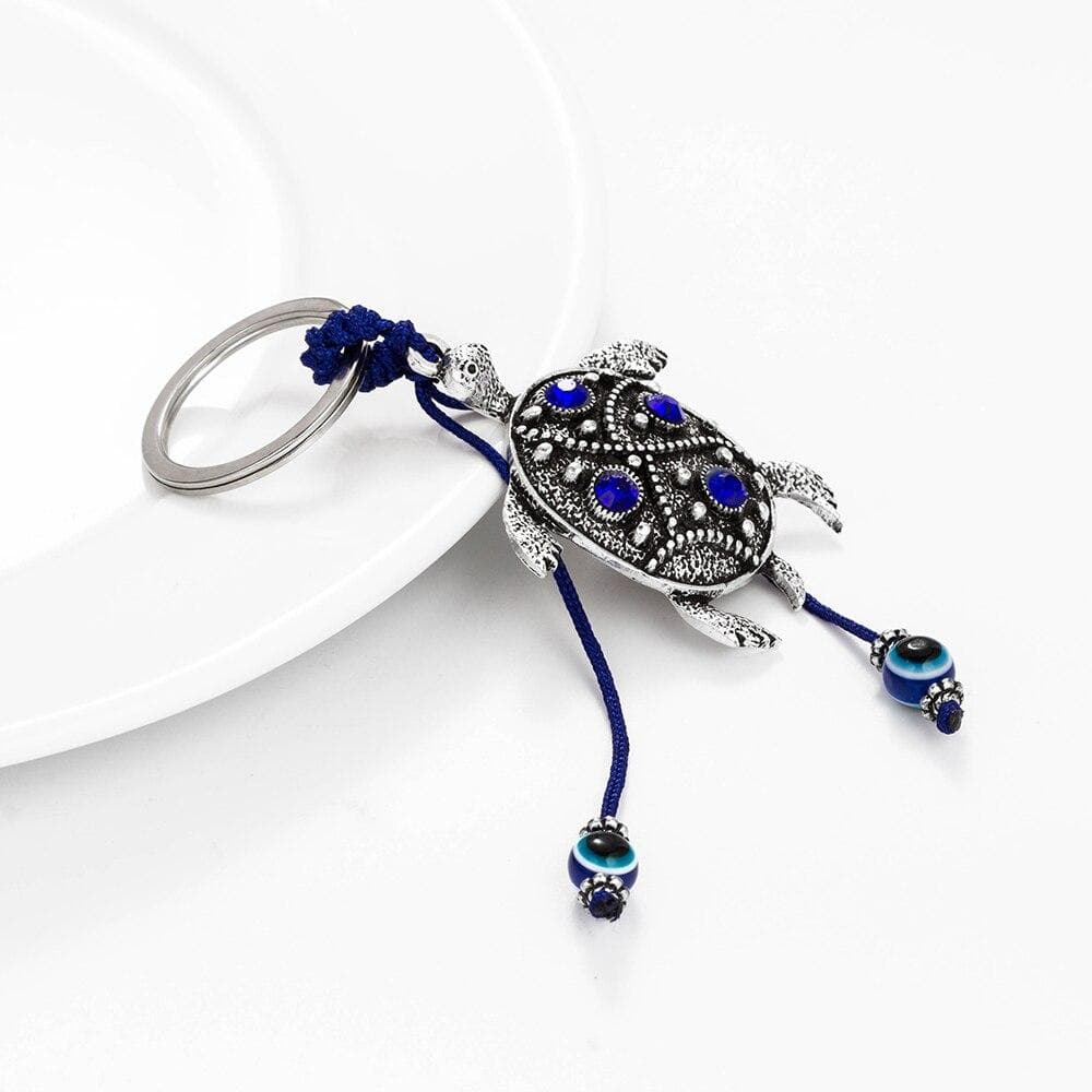 Cute Turtle Keychain - Sutra Wear