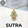 Hamsa 925 Sterling Silver Pendant with Chain