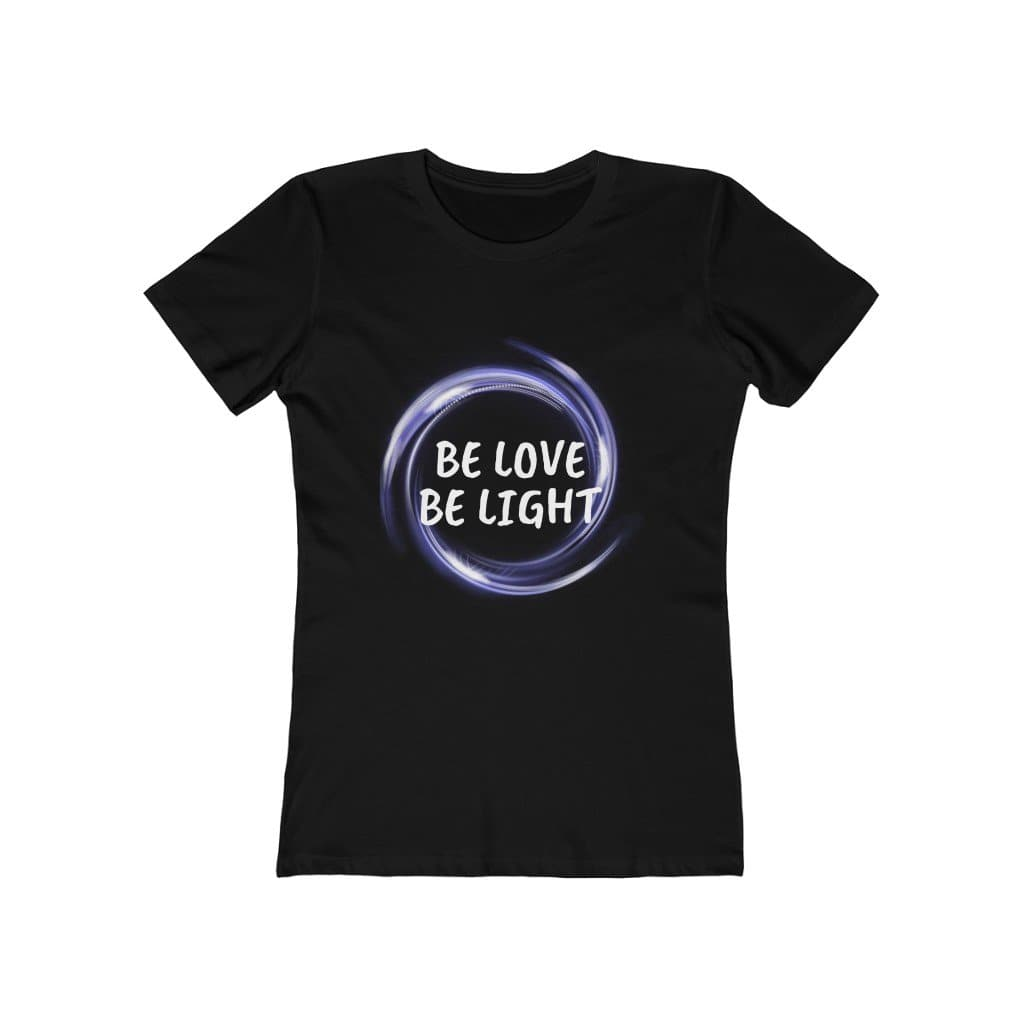 Love and Light Tee- Sutra Wear