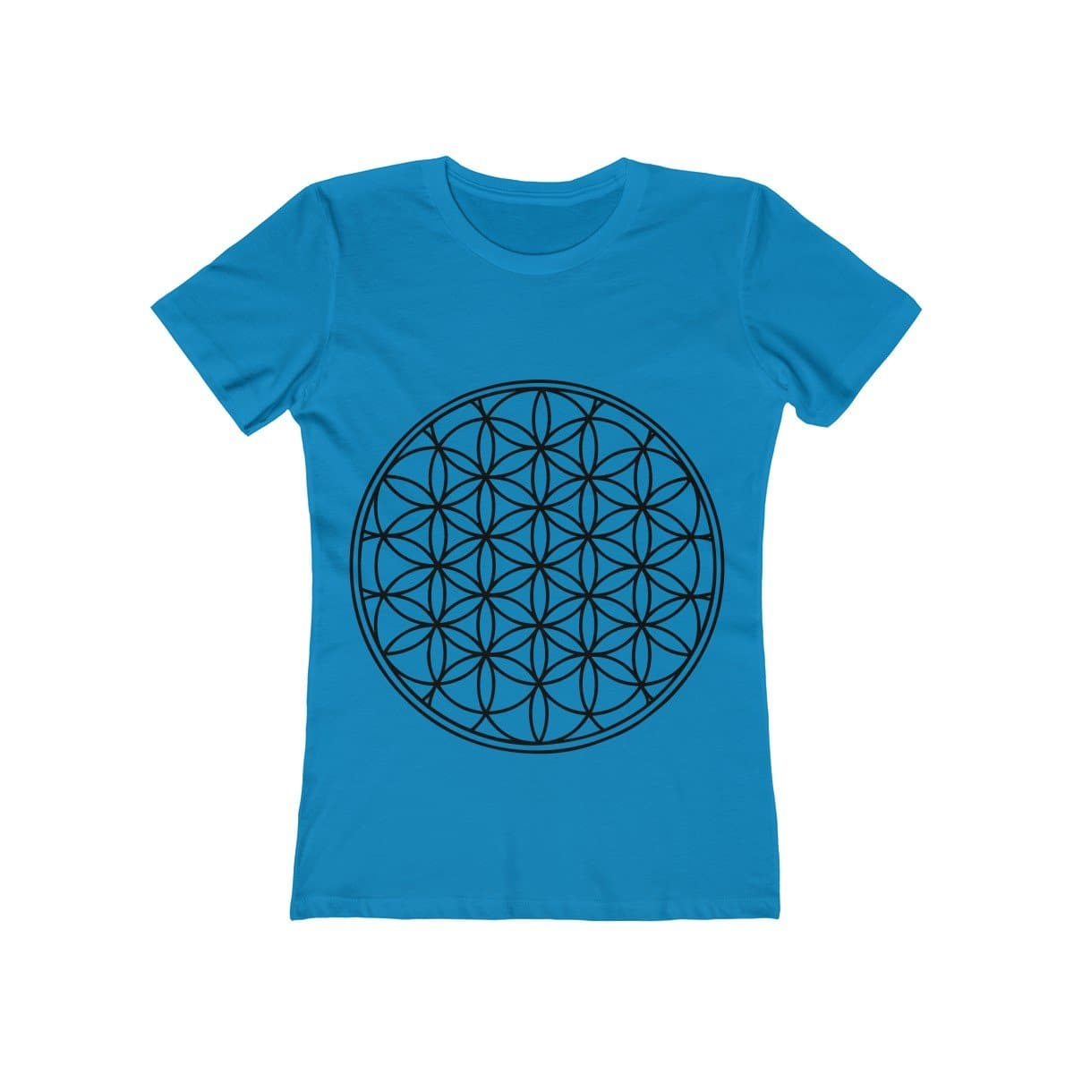 Flower Of Life - Women's Tee - Sutra Wear