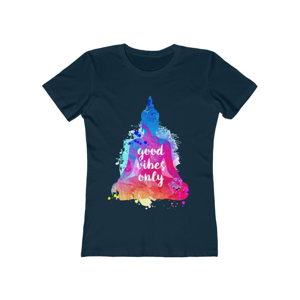 Good Vibes Women's Tee - Sutra Wear