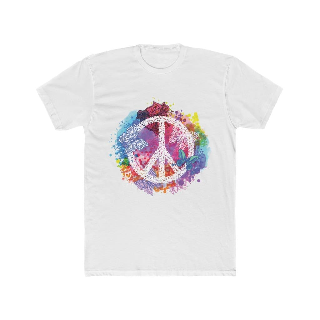 Peace Men's Tee - Sutra Wear
