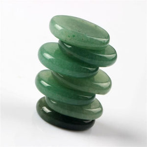 7 pieces Green Aventurine - Sutra Wear