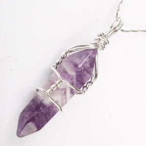 Crystal Pendant - Sutra Wear